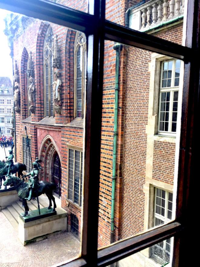 Instawalk Bremer Rathaus